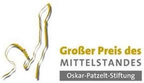 Großer Preis des Mittelstandes von der Oskar-Patzelt-Stiftung für den Altbayerischen Lohnsteuerhilfeverein e.V.