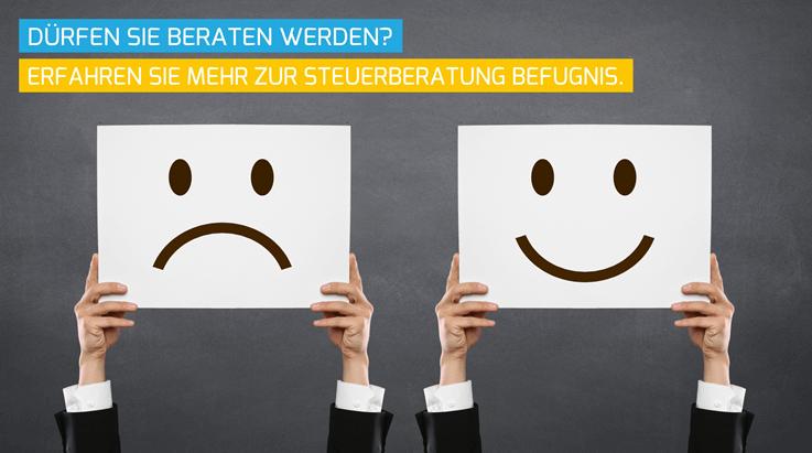 Informationen zur Beratungsbefugnis Lohnsteuerhilfeverein.