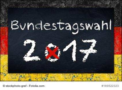 Bundestagswahl 2017 – was planen die Parteien für Sie in der Steuerpolitik?